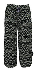 Missy Q by FILO Abstract Print Resort Pants Brand New SIZES 8 10 12 14 16
