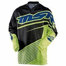 MSR RIDING APPAREL M15 Axis Youth Yellow/Black/Blue