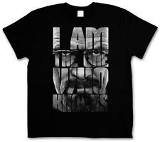 I AM THE ONE WHO KNOCKS TV T-SHIRT -  Breaking Bad Walter White - Gr. S - 3XL