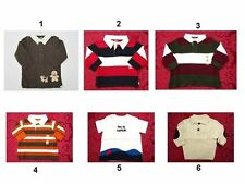 NWT GYMBOREE Toddler Infant Baby Boys T Shirt Shirt GINGERBREAD Long Sleeve Butt