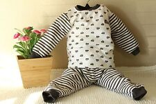 Baby Clothes Baby Sweater Set with Cars Pattern