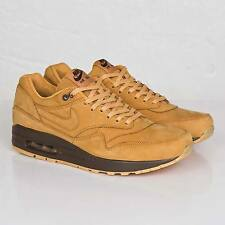 Nike Air Max 1 Premium QS Wheat Flax Baroque Brown Pack Collection 704997-200