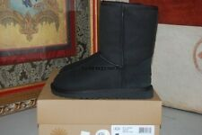 UGG Australia Classic Short in Black US Size 5-10 Womens Boots