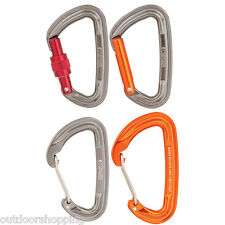 Cypher Firefly II Carabiner - Forged Construction, Rope-Bearing Surface Area