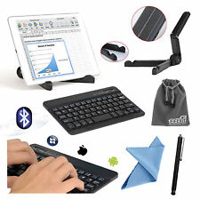 EEEKit Portable Office Kit for 8/7 Inch Tablet,Wireless Bluetooth Keyboard+Stand