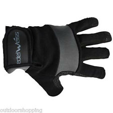 Edelweiss S-Grip Glove - Two Half Fingers And Two Full Fingers For Dexterity