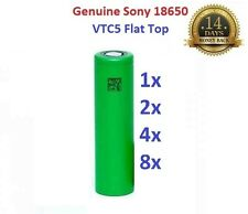 SONY US18650VTC5 High Drain 30A Rechargeable 18650 Battery 2600mAh VTC5