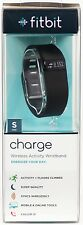 Fitbit CHARGE Wireles Wristband Sleep & Activity Tracker FB404BKL FB404BKS NEW