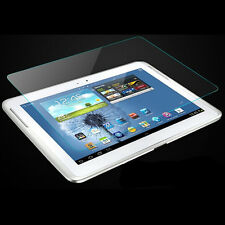 "HD Tempered Glass Screen Protector For Samsung Galaxy Tab 3 10.1 P5200 8"" 7"""