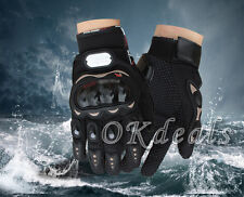 NEW Pro-biker Full Finger Motorcycle Riding Racing Cycling OutdoorSport Gloves