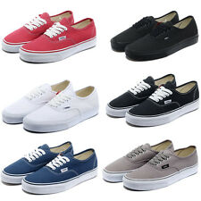 Mens Van Classic Casual Canvas Shoes Trainer Athletic Sneakers Lace up UK6-10.5