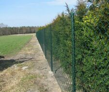 Chain link fencing PVC  (1.8mm/3.0mm )  3,4,5,6,8,9,10foot  + straining wire