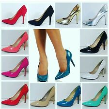 Brand New Sexy Stiletto High Heels Women's Fashion Pump Classic Pointed Toe Shoe