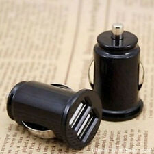 Car Charger Adaptor Mini Bullet Dual USB 2-Port For iPhone 3GS 4 5 C S  Popular