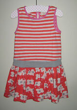 Mini Boden Jolly Jersey Vest Dress 2-12 years 3 colours Pansy