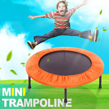"""36"""" 38"""" 40 Mini Trampoline Kids Fitness Outdoor Indoor Jogger Home Gym Rebounded"""