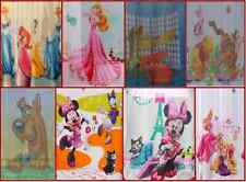 Disney Voile Net Curtain Panel (75cm x 160cm) ready made @@@@@@@@@@@@@@@@@@@@@