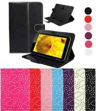 """New Universal Leather Stand Case Cover For  7"""" Android Tablet"""
