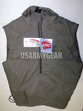 Sekri Ind.PCU GEN II  Level 7 Loft Vest Alpha Green ECW Cold Weather