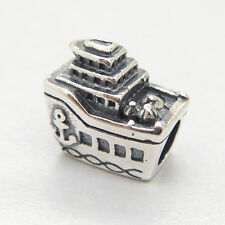 NEW Silver CRUISE SHIP CHARM Bead