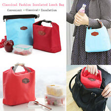 New Thermal Cooler Insulated Lunch Carry Tote Portable Picnic Storage Pouch Box