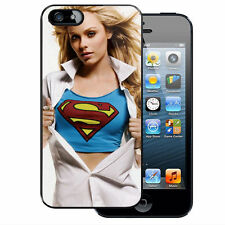 Case - Hot Supergirls Superman Superwoman Awesome - iPhone and Samsung