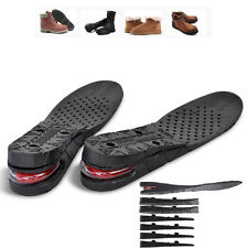 Unisex Increase Insole 1 to 4 Layer Height Heel Lift Shoe Air Cushion Pad Taller