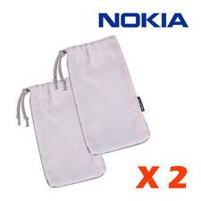 Mobile Phone Toggle Pouch Case For NOKIA Lumia Asha, Buy 1 Get 1