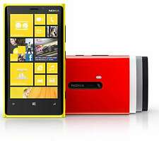 Nokia Lumia 920 32GB GSM Unlocked AT&T T-Mobile Touchscreen Windows Smartphone