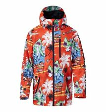 DC SHOES RIPLEY JACKET FLAME FW 2015 GIACCA SNOWBOARD S M L XL NEW