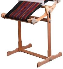 LOOM STAND for KNITTERS LOOM by Ashford  3 sizes  LOOM NOT included  lacquered