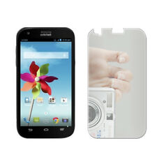Mirror LCD Screen Protector Cover Film Guard for Cricket ZTE Grand X Z777