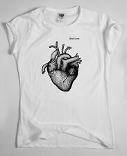 Real Love T Shirt valentines for him her couple anniversary heart gift cool