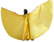 New Belly Dance Costume Opening Isis Wings bifurcate Isis Wings 10 Colors