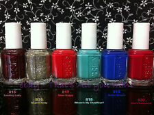ESSIE Nail Polish Lacquer Leading Lady Collection Winter 2012/2013