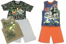 Disney Toy Story NEW Shorts & Top 2 or 3 Piece Outfit Boys Size 6/7 or 8