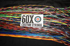 60X Custom Strings String and Cable Set for 2004 Bowtech Extreme VFT Bow