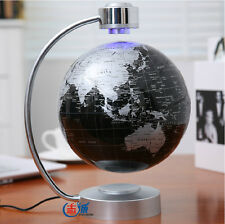 8-inch Magnetic Levitation Floating Globe Home Decor Business/Education Gift