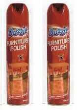 NEW Duzzit Furniture Polish - Contains Beeswax - 300ml CANS