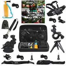 EEEKit Outdoor Sports Accessories Kit for Sony Action Cam HDR-AS20/AS100V/AS200V