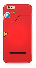 Pokemon Pokedex iPhone 6 / 6+ Plus Hard Plastic Case Geeky Anime