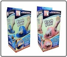 FRESH FEET SHOWER AND BATH FOOT WASHER CLEANS MASSAGES & SCRUB'S FOR YOUR FEET