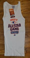 Majestic Tank Top Property of New York Mets Baseball Official Licensed Top Small