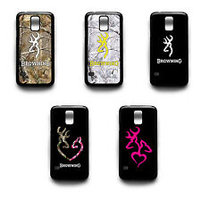 New Browning Realtree Deer Camo Case Cover For Samsung Galaxy S3 S4 S5 Phone