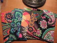 Any VERA BRADLEY Pattern CHECKBOOK COVER Great Gift NEW to Match Your Purse