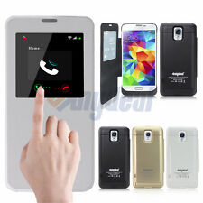 For Samsung Galaxy S5 S4 External Battery Charger Case Cover Backup Power Bank
