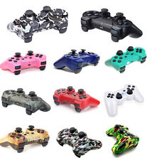 New & 11 Colors Wireless Bluetooth Game Controller for Sony PS3 Free Shipping