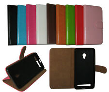 PU Sythetic Leather Case Full Body Cover for Acer Liquid Z200 Z205 Caso Etui