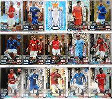 MATCH ATTAX 2014 2015 14/15  HUNDRED/100 CLUB & LIMITED CARDS. CHOOSE FROM MENU