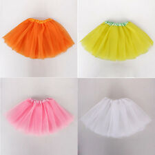 New Tutu Dancewear Skirt Ballet Dress Clothes Costume Kid Baby Girls